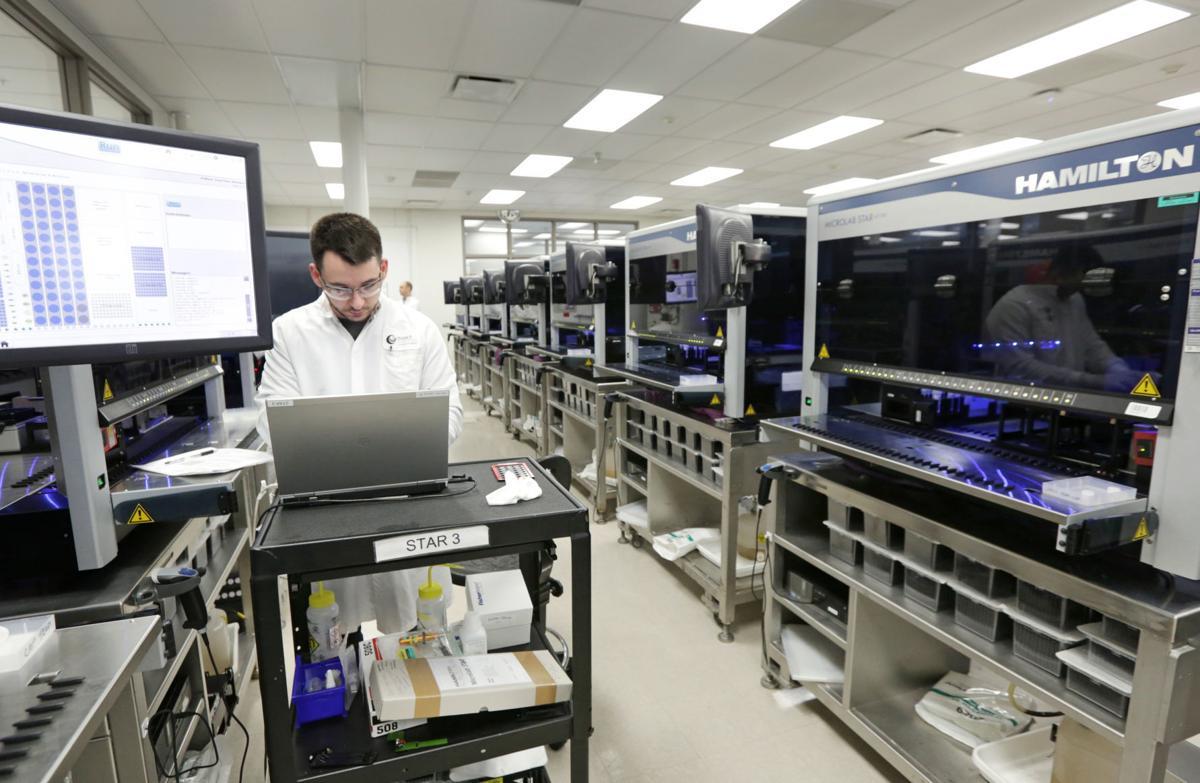 Design Unveiled For Exact Sciences Headquarters At