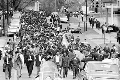 Icons of 1960s civil rights movement voice cautious optimism (copy)