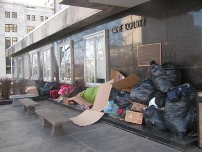 Homeless gear