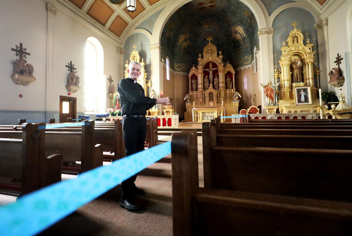 Church capacities