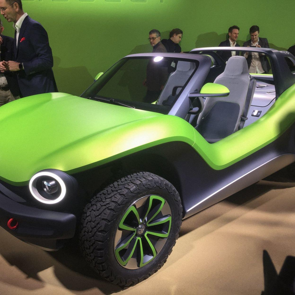 VW's iconic dune buggy could be making a comeback — only this time