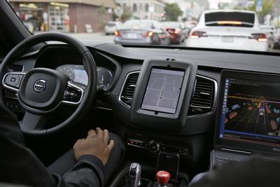 Driving Revolution-Robots vs Humans