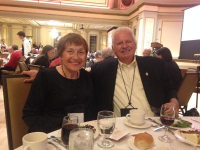 Happy 50th Anniversary, John and Anita Weier