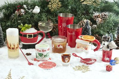 Miracle Pop-up Christmas Cocktails
