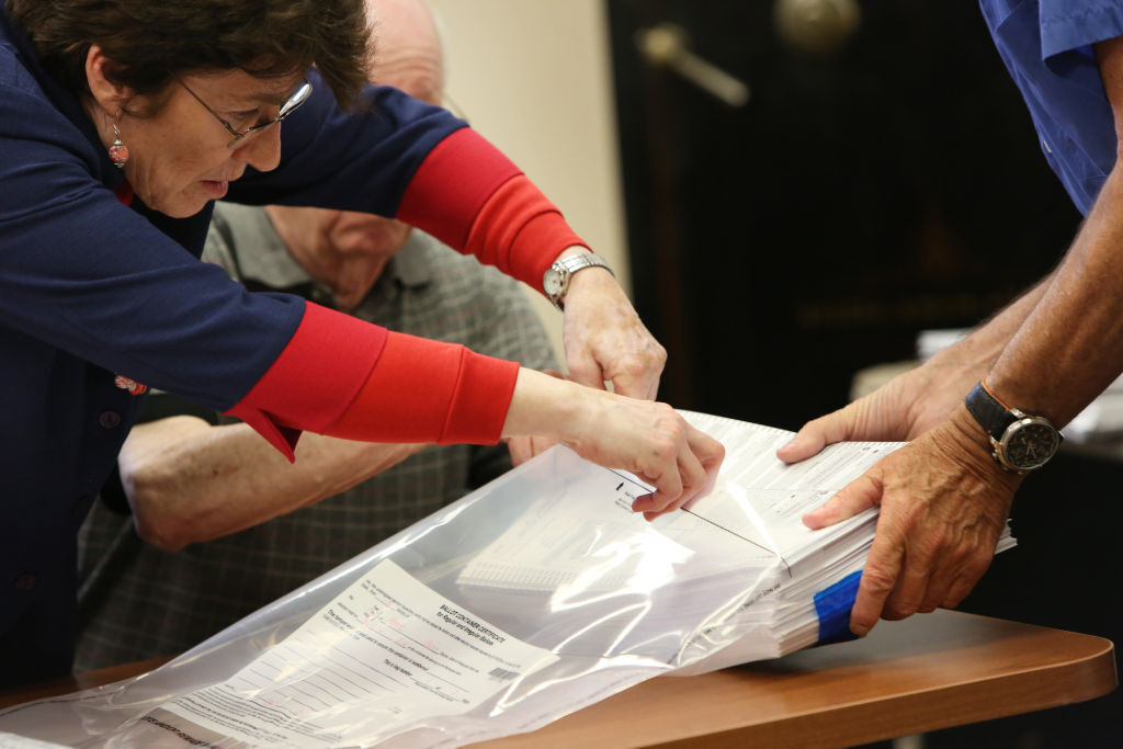 Missing ballots