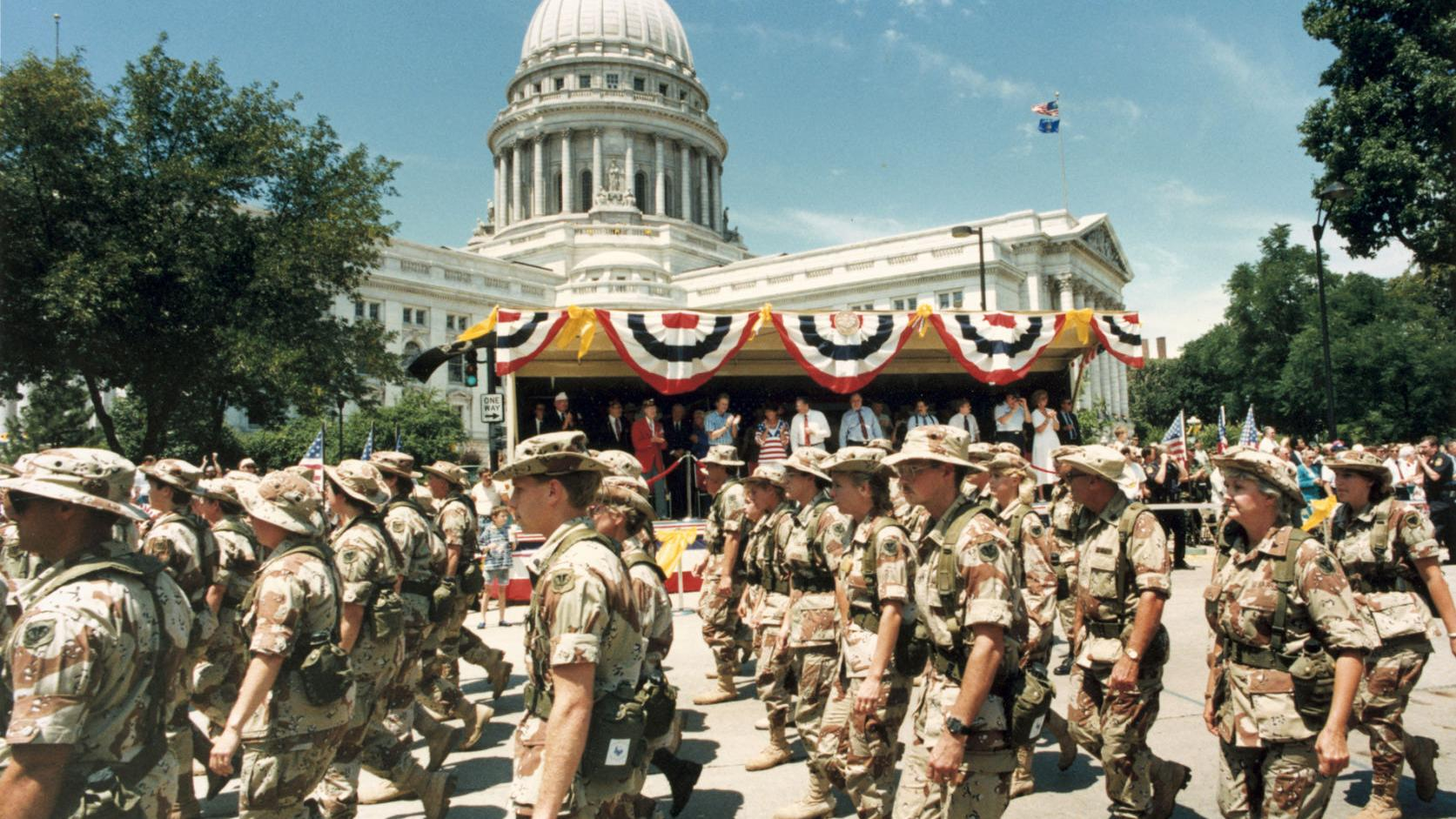 Bring our troops home -- State Journal editorial from 30 years ago