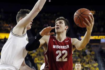 Wisconsin Michigan Basketball
