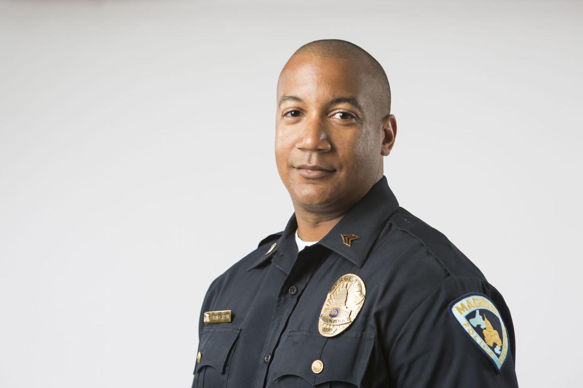 Q&A: Sgt. Brian Chaney-Austin