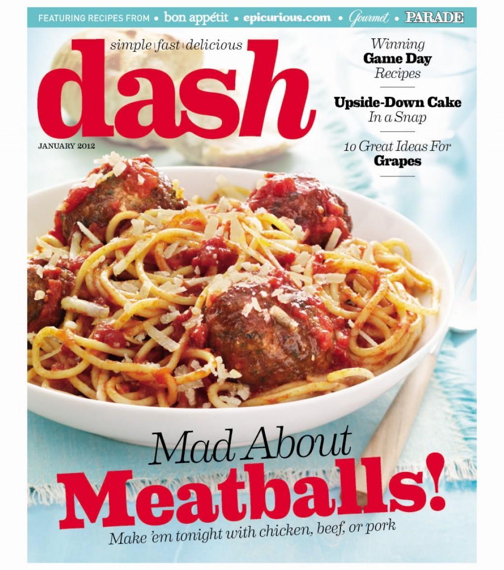 Side dishes: Dash date change, celeb  waiter dinner, food