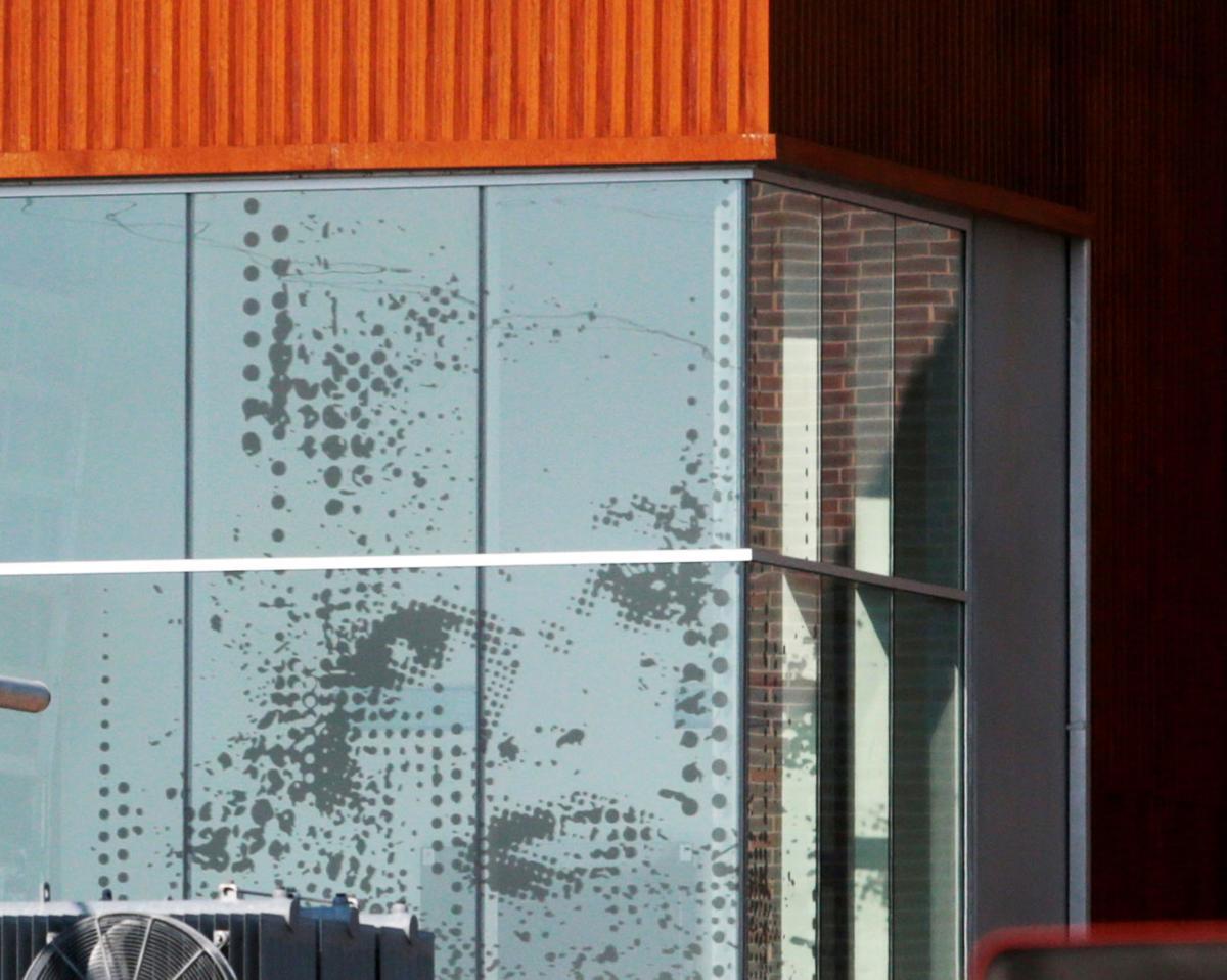 Sylvee window mural