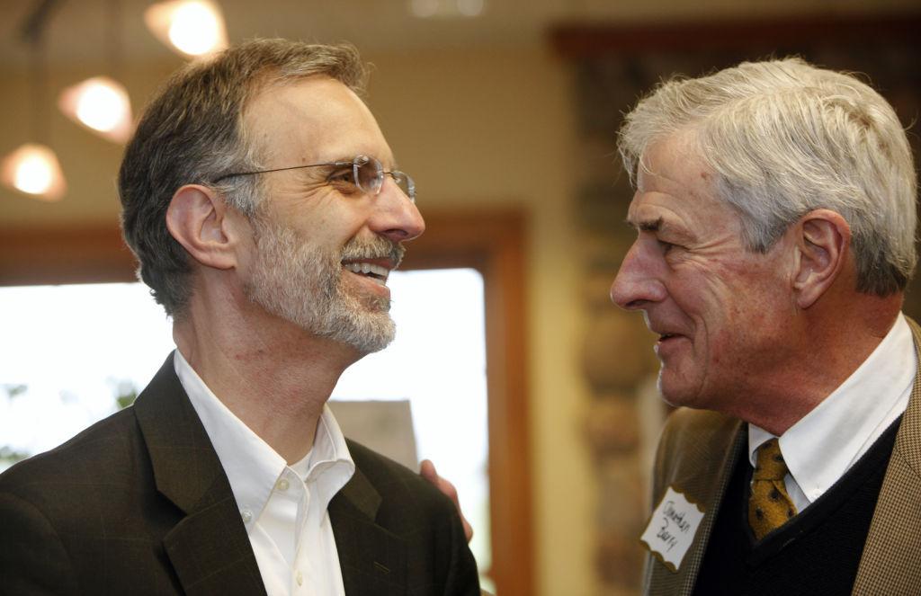 Joe Parisi and Jonathan Barry