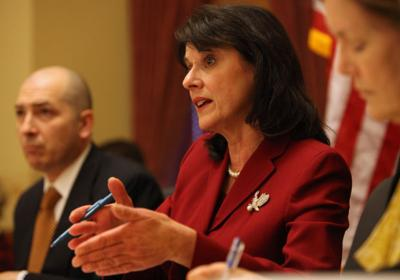 Sen. Leah Vukmir settles open records lawsuit