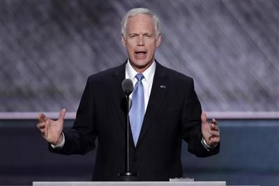 Johnson criticizes Russ Feingold on national security at RNC (copy)