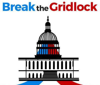 Break the Gridlock logo