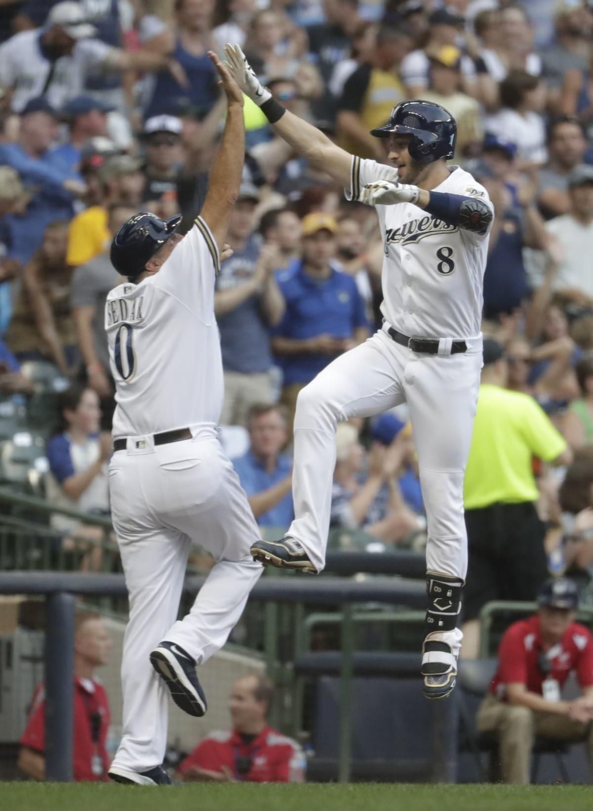 Ryan Braun home run