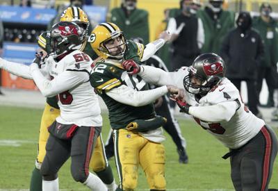 Aaron Rodgers - Packers vs. Bucs