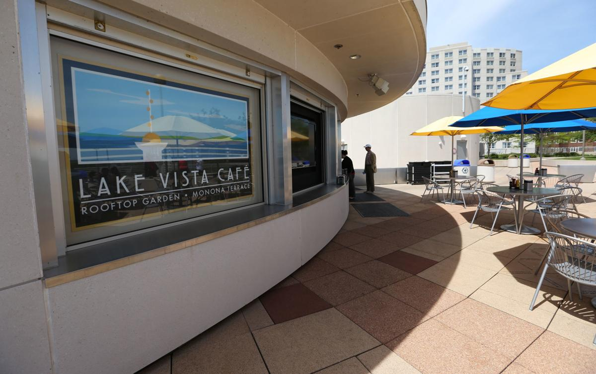 Monona Terrace Goes For Roller Coaster >> 10 Ideas For Outdoor Dining In And Around Madison Dining Madison Com