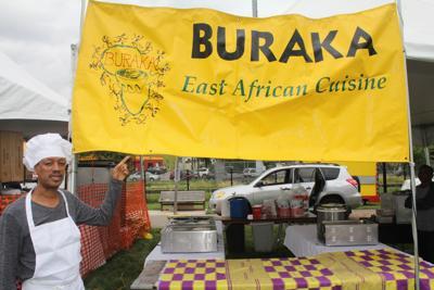 Buraka Black Restaurant Week