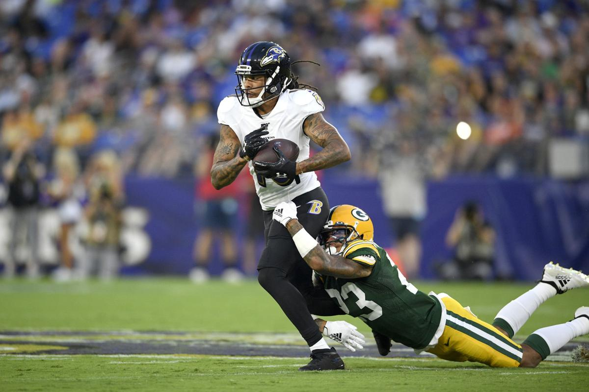 Ravens 26, Packers 13