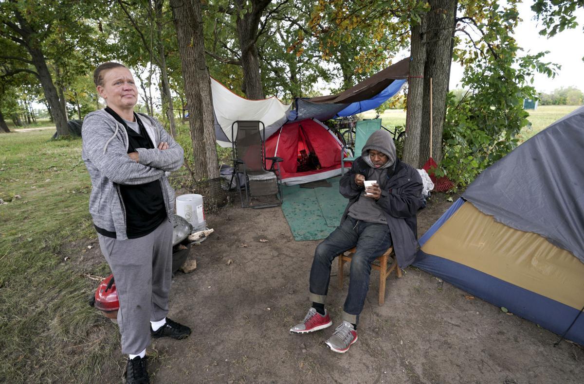 Reindahl Park campers