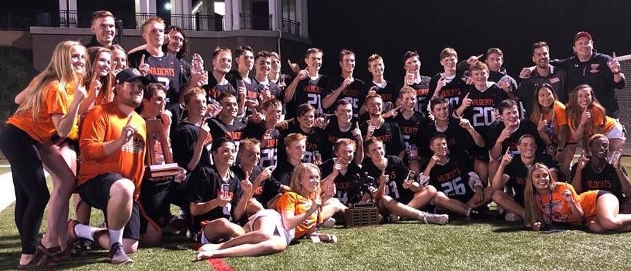Photo: Verona boys lacrosse team wins state title