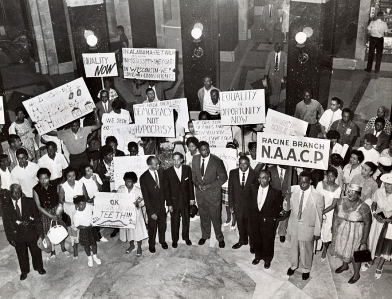 1961 civil rights sit-in