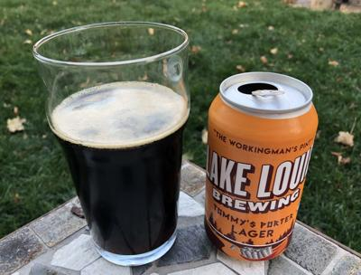 Tommy's Porter from Lake Louie