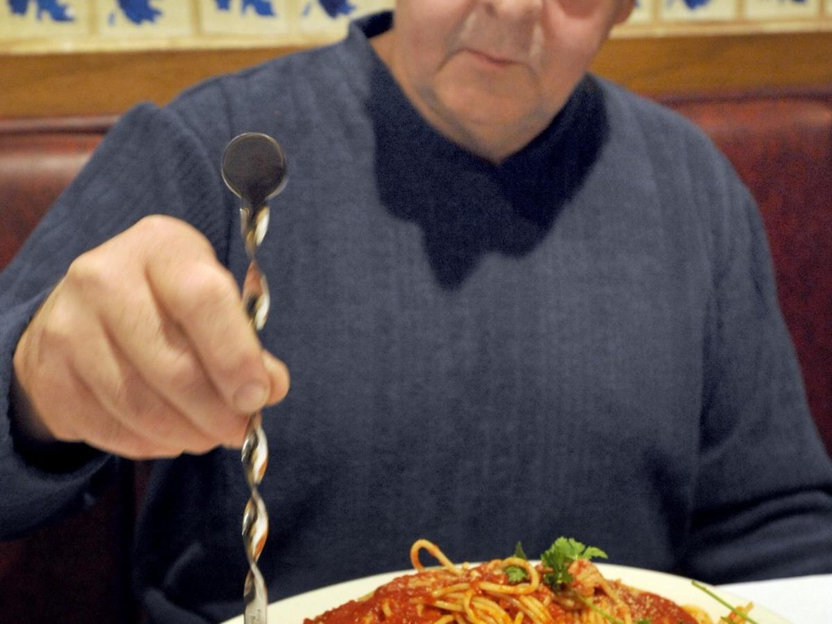 Spaghetti fork inventor a YouTube sensation   Local News   madison.com