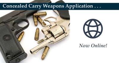 concealed carry website screenshot