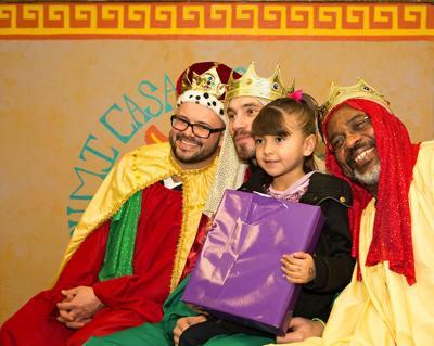 Los Tres Reyes