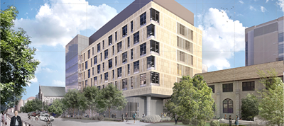 UW-Madison Chemistry Building project