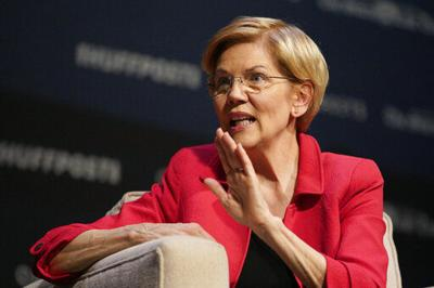 2020 candidate Warren proposes new tax on corporate profits (copy)