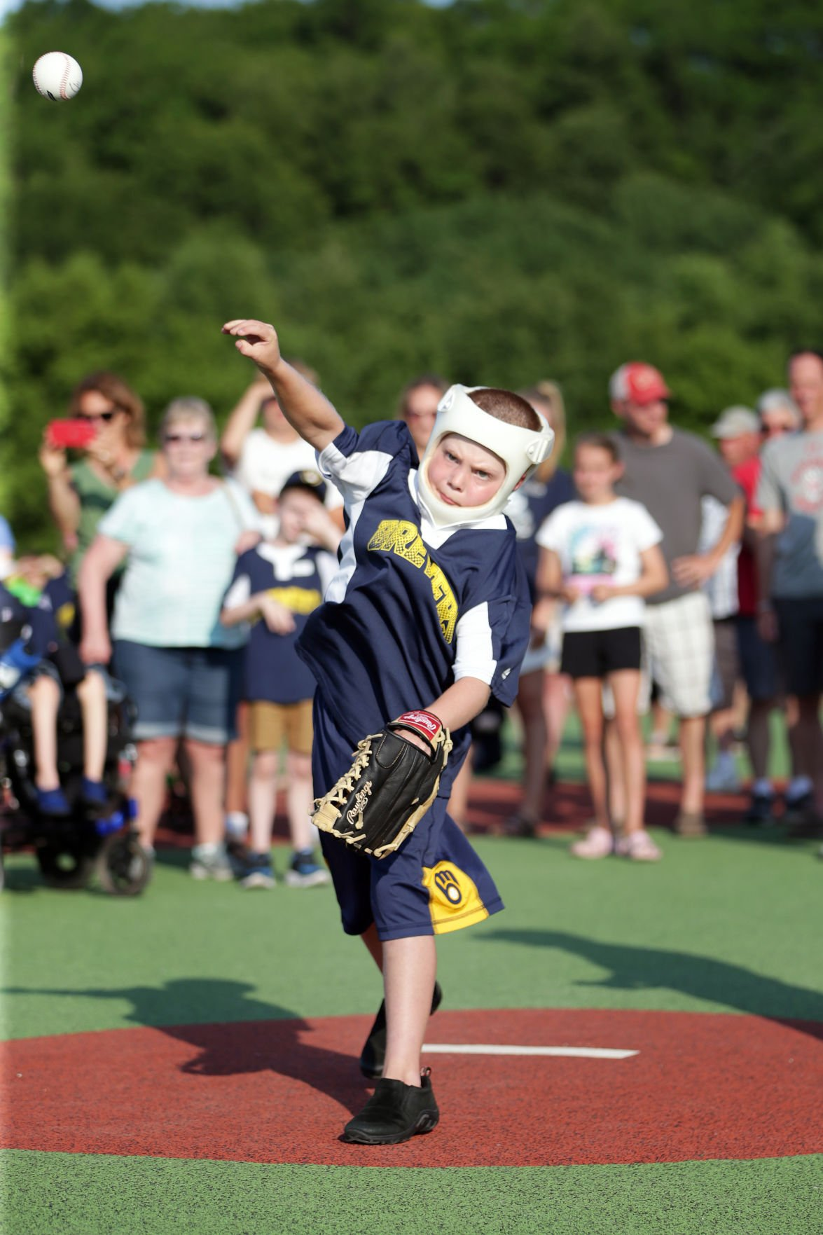 Miracle League of Dane County Grand Opening