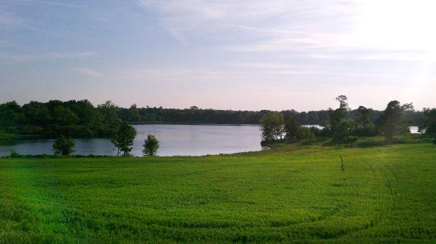 Yahara River view