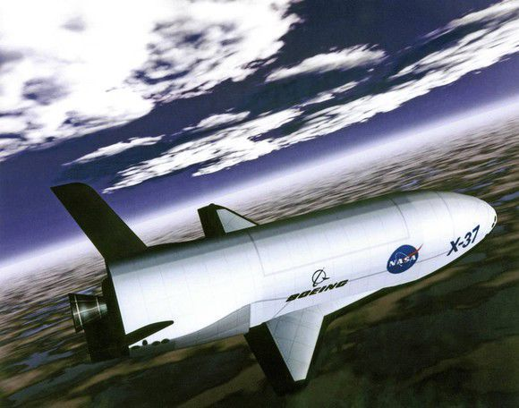 SpaceX Swipes Boeing's Military Space Shuttle Business