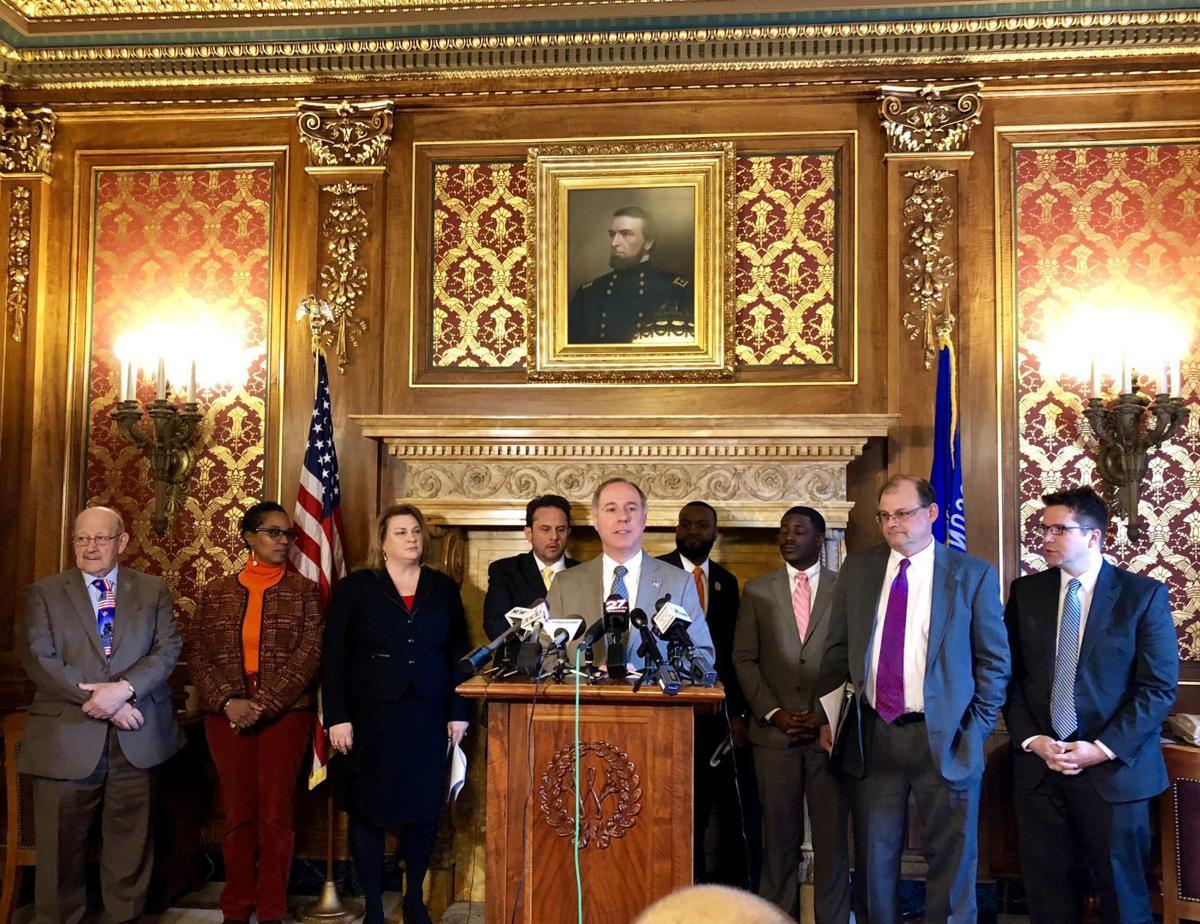 Senate leader: Juvenile corrections overhaul may be \'big lift\' this ...