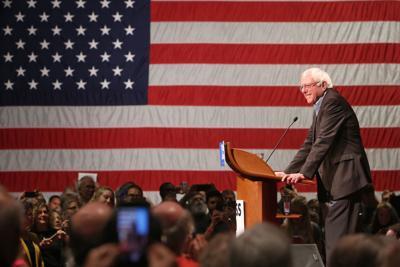 Sanders-rally