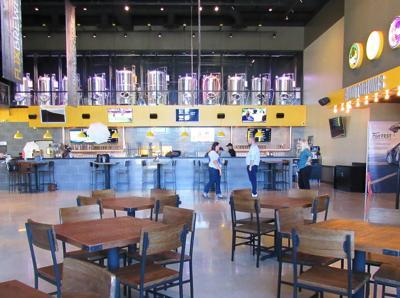 Flix Brewhouse opens as malls transform