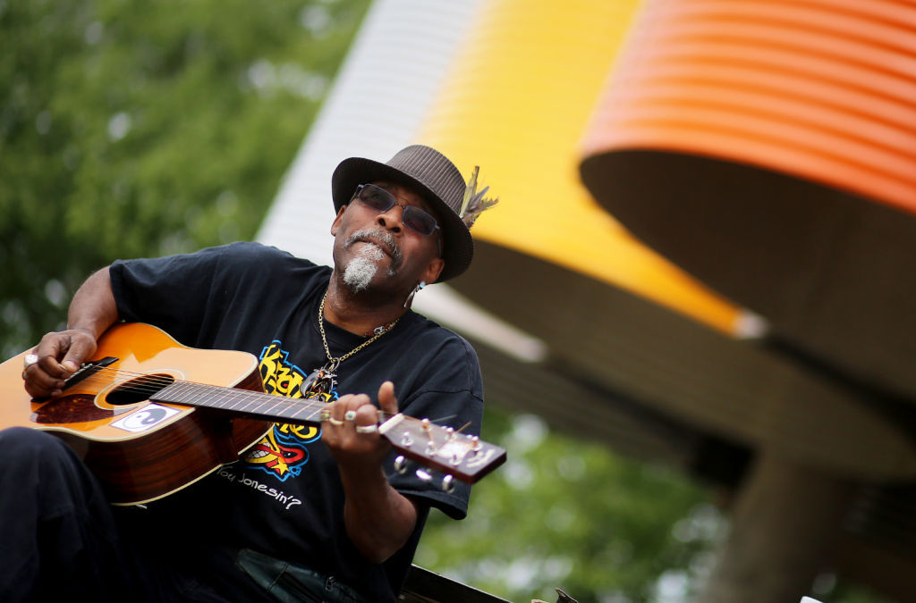 Guy Fields, 2014 Make Music Madison performer