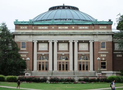 University of Illinois campus