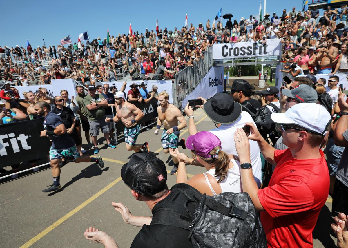 CrossFit Games 2019: Mat Fraser leads after day one, chasing his fourth 'Fittest on Earth' title
