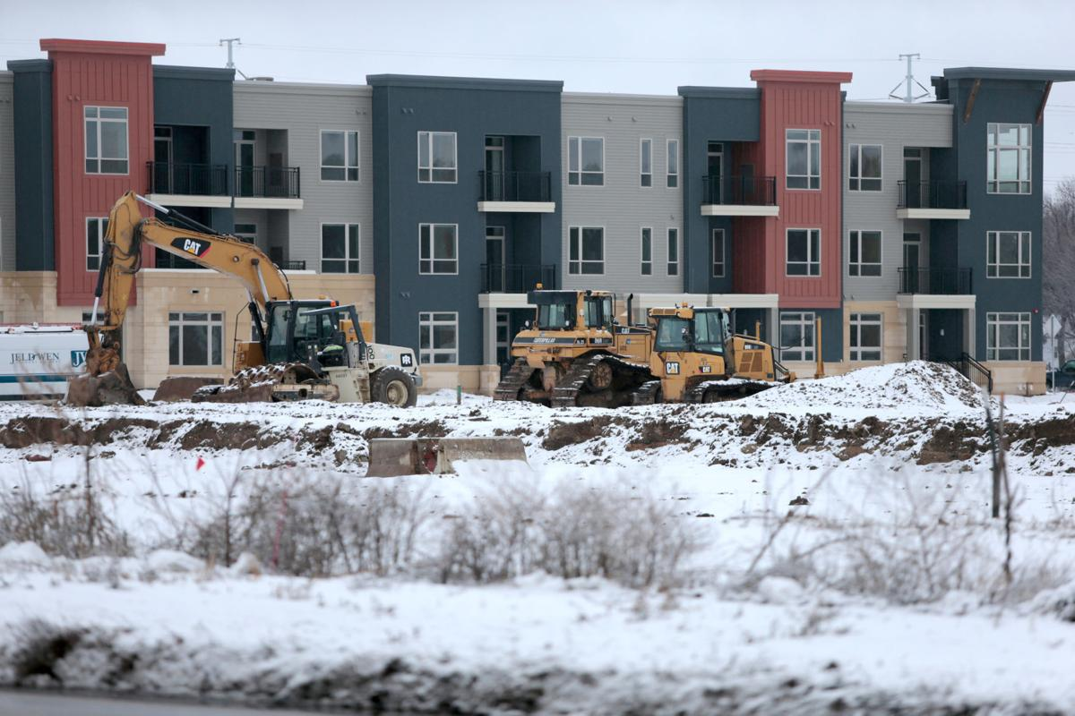 Royster-Clark redevelopment - Stone House/Movin' Out housing