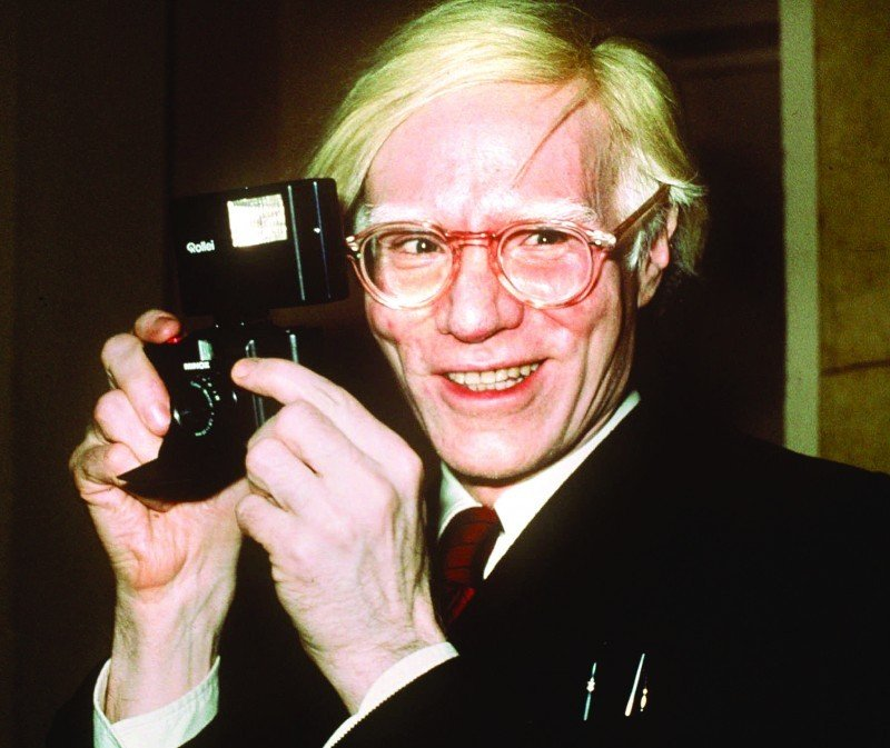 The Constant Photographer The Lesser Known Side Of Andy Warhol