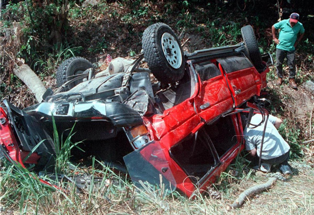 lisa lopes car crash - HD1200×820