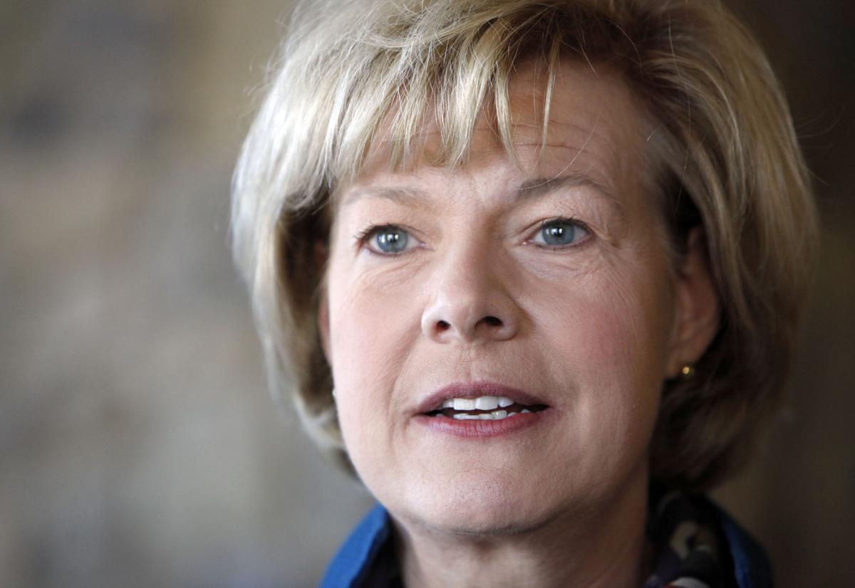 U.S. Sen. Tammy Baldwin Gorsuch