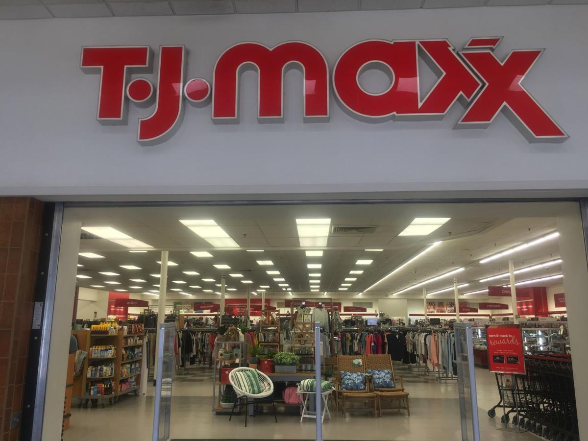 T J  Maxx moving out of Westgate