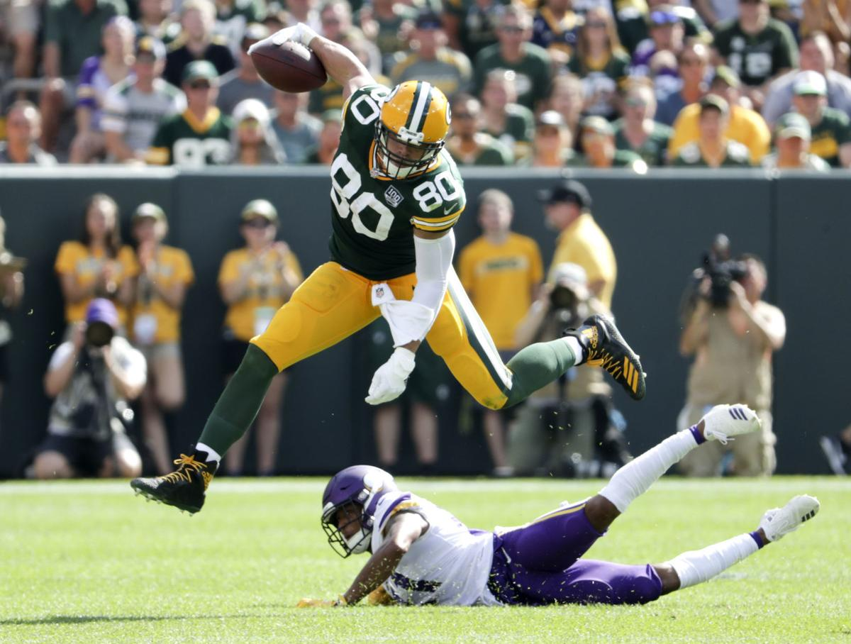 fd74065fd Jimmy Graham cover photo. Packers tight end ...