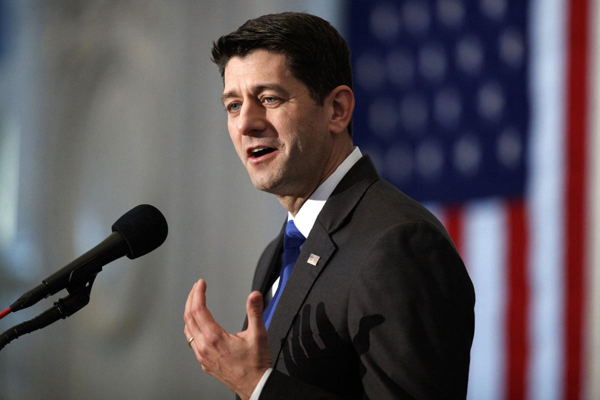 Speaker Ryan's Farewell (copy) (copy) (copy)