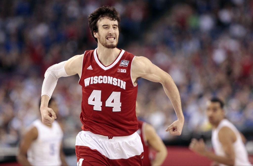 pretty nice cb276 acfe7 Badgers men's basketball: Wisconsin will retire Frank ...