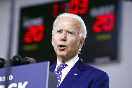 Biden vows to fight racial inequality with economic agenda (copy)